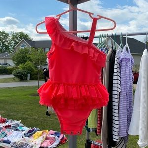 18 month one piece bathing suit